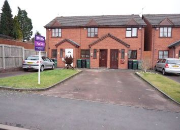 Thumbnail 2 bed terraced house for sale in Highland Road, Cradley Heath