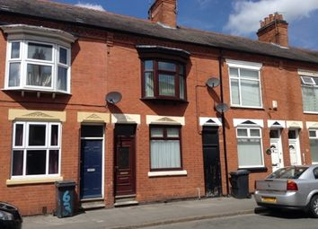Thumbnail 3 bed terraced house to rent in Marshall Street, Leicester