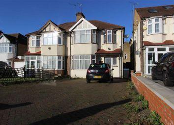 Thumbnail 3 bedroom semi-detached house for sale in Ridge Avenue, Winchmore Hill, London