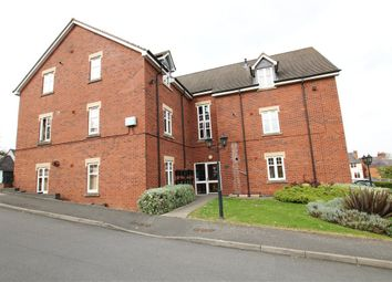 Thumbnail 1 bed flat for sale in Partridge House, 103 Mount Pleasant, Redditch, Worcestershire