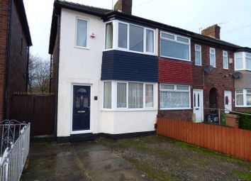 Thumbnail 2 bed terraced house for sale in Challis Street, Birkenhead