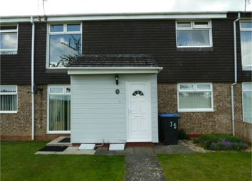 Thumbnail 2 bed flat for sale in Middlehope Grove, Bishop Auckland, Durham