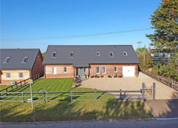 Thumbnail 4 bed detached house for sale in Turnpike Road, Blunsdon, Wiltshire