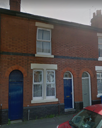 Thumbnail 3 bedroom terraced house to rent in Pybus Street, Derby