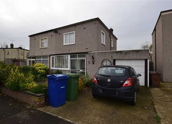 Thumbnail 3 bed semi-detached house for sale in King George VI Avenue, East Tilbury, Essex