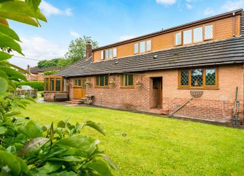 Thumbnail 4 bed detached house for sale in Bankside, Clayton-Le-Woods, Chorley