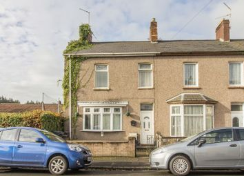 Thumbnail 3 bed end terrace house for sale in Eveswell Street, Newport
