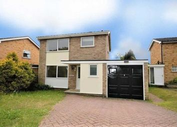 Thumbnail 3 bed detached house to rent in Nightingale Drive, Taverham, Norwich