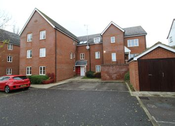 Thumbnail 2 bedroom flat for sale in Hughes Croft, Milton Keynes