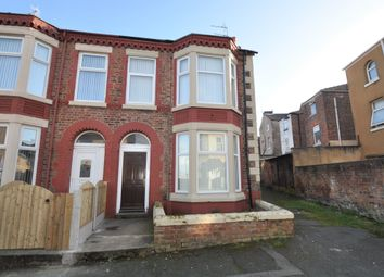 Thumbnail 1 bed flat to rent in Seafield Road, New Ferry, Wirral
