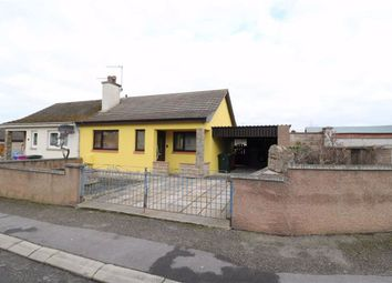 Thumbnail 1 bed semi-detached bungalow for sale in Anderson Drive, New Elgin, Elgin