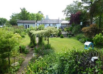 Thumbnail 3 bed detached house for sale in Brynrefail, Sir Ynys Mon, Anglesey, North Wales