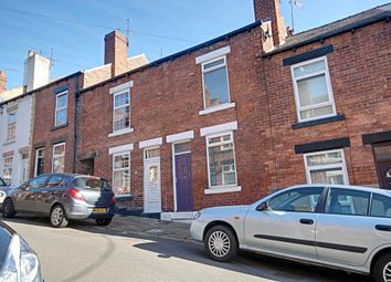Thumbnail 3 bed terraced house to rent in Hawksworth Road, Sheffield