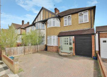 Thumbnail 4 bed semi-detached house for sale in Pembridge Avenue, Twickenham