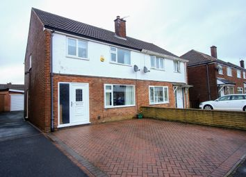 Thumbnail 3 bed semi-detached house for sale in Ullswater Road, Fulwood, Preston