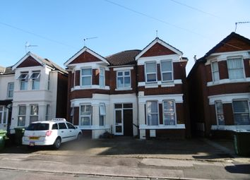 Thumbnail 2 bed flat to rent in 50 Atherley Road, Southampton