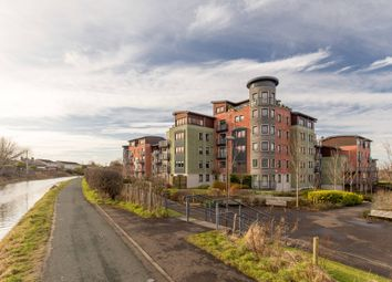 Thumbnail 3 bed flat for sale in Meggetland Square, Edinburgh