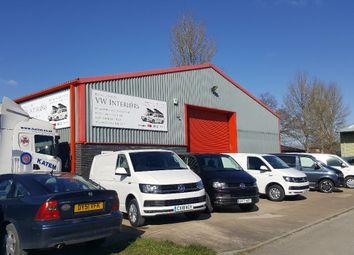 Thumbnail Industrial for sale in Gledrid Industrial Estate, Chirk