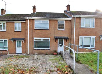 Thumbnail 3 bed terraced house for sale in Caesar Crescent, Caerleon, Newport