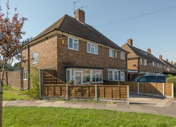 Thumbnail 3 bed terraced house for sale in Linkway, Raynes Park