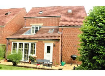 Thumbnail 4 bed detached house for sale in Merlin Way, Bishop Cuthbert