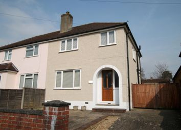 Thumbnail 3 bed semi-detached house to rent in Batten Avenue, Woking