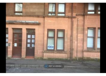Thumbnail 1 bed flat to rent in Seamore Street, Largs