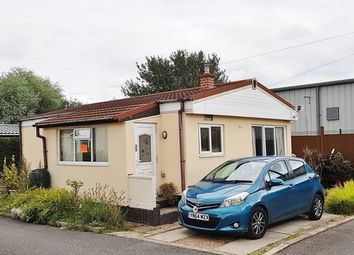 Thumbnail 2 bed mobile/park home for sale in Haywagon, Adwick-Le-Street, Doncaster