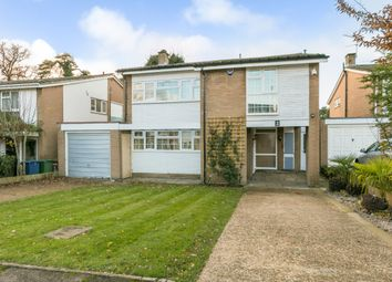 Thumbnail 4 bed detached house to rent in Bowls Close, Stanmore