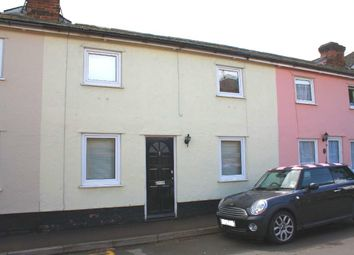 Thumbnail 2 bed terraced house for sale in Chauntry Road, Haverhill