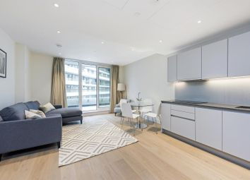 Thumbnail 2 bed flat to rent in Altissima Building, Chelsea Bridge Wharf, London