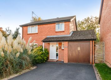 Thumbnail 4 bed link-detached house for sale in Plympton Close, Reading, Wokingham
