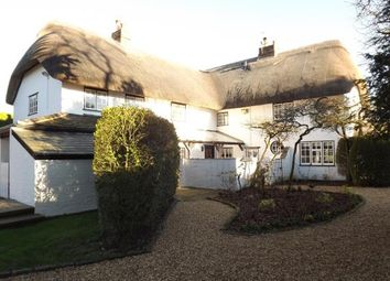 Thumbnail 4 bed detached house for sale in Burton, Christchurch, Dorset
