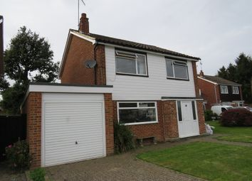 Thumbnail 4 bed detached house for sale in Beechey Close, Copthorne, Crawley