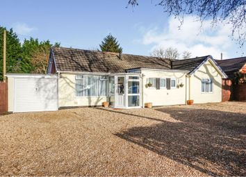 Thumbnail 3 bed detached bungalow for sale in Haye Lane, Mappleborough Green