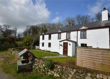 Thumbnail 4 bed detached house for sale in St Cleer, Liskeard, Cornwall