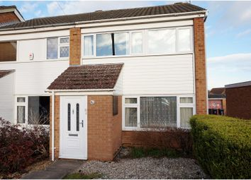 Thumbnail 3 bed semi-detached house for sale in Boughton Drive, Rushden