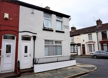 Thumbnail 2 bedroom end terrace house for sale in Macdonald Street, Liverpool