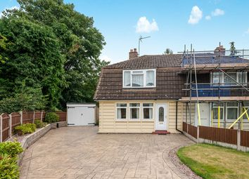 Thumbnail 3 bedroom semi-detached house for sale in Marsh Meadows, Adbaston, Stafford