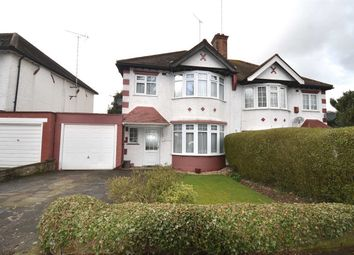 Thumbnail 3 bed semi-detached house for sale in Courthouse Road, London