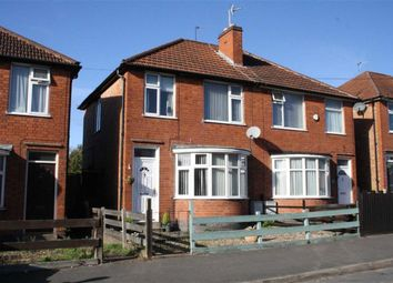 Thumbnail 3 bed semi-detached house for sale in Arden Avenue, Leicester