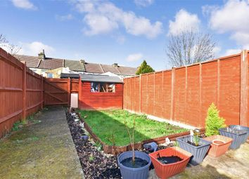 Thumbnail 3 bed end terrace house for sale in Connaught Road, Chatham, Kent