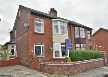 Thumbnail 4 bedroom semi-detached house for sale in Leigh Road, Leigh