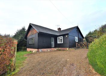 Puttenden Road, Shipbourne, Tonbridge TN11. 2 bed bungalow for sale
