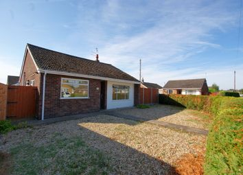 Thumbnail 3 bed detached bungalow to rent in St. Peters Avenue, North Hykeham, Lincoln