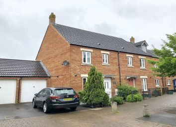Thumbnail 3 bed end terrace house for sale in Carousel Lane, Weston-Super-Mare