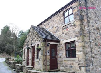Thumbnail 1 bed flat to rent in Chunal Lane, Glossop