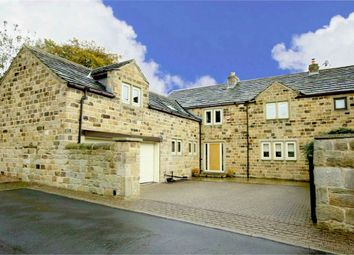 Thumbnail 4 bed link-detached house for sale in Old Mount Farm, Woolley, Wakefield