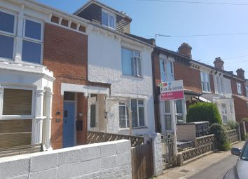 Thumbnail 5 bed terraced house for sale in St. Edwards Road, Gosport