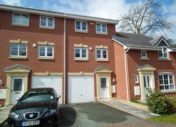 Thumbnail 3 bed town house for sale in Capel Way, Nantwich